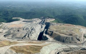 Mountaintop Mining Removal